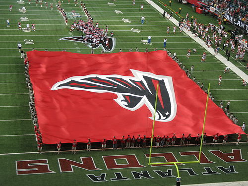 Falcons' banner_3185