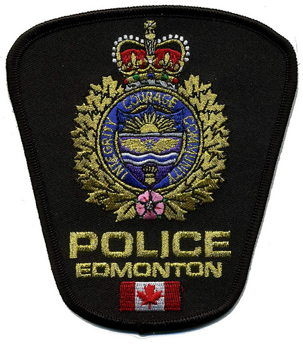 Canada - AB - City of Edmonton Police Service (gold)